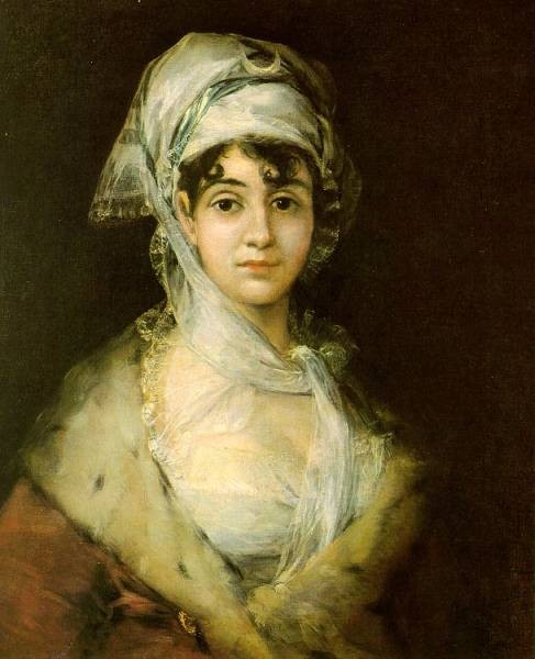 Antonia Zarate CGF